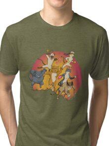 X-Cats Tri-blend T-Shirt