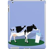 Cow Recharging iPad Case/Skin