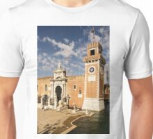 Venice, Italy - the Lions at Venice Arsenal Unisex T-Shirt