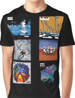 Muse - Albums Graphic T-Shirt