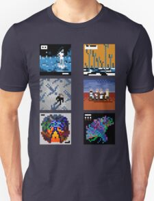 Muse - Albums T-Shirt