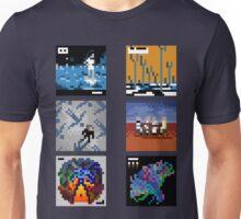 Muse - Albums Unisex T-Shirt