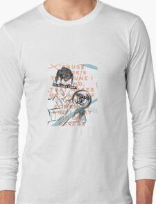 Arctic Monkeys - Do I wanna know lyrics  Long Sleeve T-Shirt