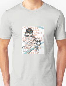 Arctic Monkeys - Do I wanna know lyrics  T-Shirt