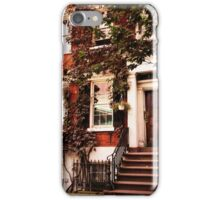 Greenwich Village Charm iPhone Case/Skin
