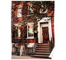 Greenwich Village Charm Poster