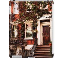 Greenwich Village Charm iPad Case/Skin