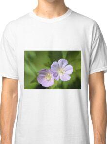 Wild Geranium Classic T-Shirt