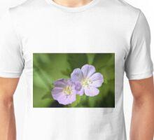 Wild Geranium Unisex T-Shirt