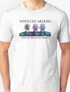 White Cell Walkers T-Shirt
