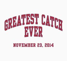Greatest Catch Ever One Piece - Short Sleeve