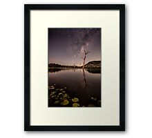 Somerset Skies Framed Print