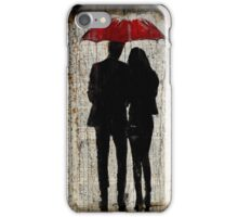 some rainy day iPhone Case/Skin