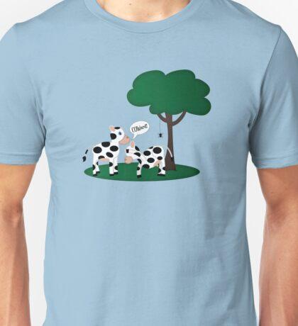 Cow coward Unisex T-Shirt