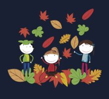 Autumn Kids Tee