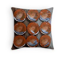 A Cup Of tea Wold Be Nice Throw Pillow