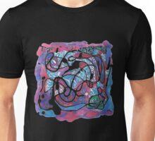 Chaotic swirl Unisex T-Shirt