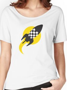 Rocket to Mars Women's Relaxed Fit T-Shirt