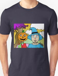Jack And Scarecrow Unisex T-Shirt
