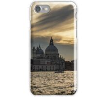 Watercolor Sky Over Venice iPhone Case/Skin
