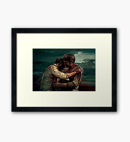 It's Beautiful (Landscape) Framed Print