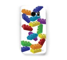 Building Blocks of Life - Legos Samsung Galaxy Case/Skin