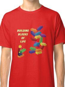 Building Blocks of Life - Legos Classic T-Shirt