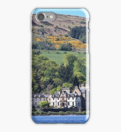 Cameron House on Loch Lomond iPhone Case/Skin