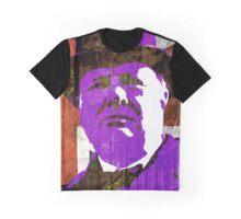CHURCHILL-UNION JACK Graphic T-Shirt