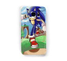 Sonic the Hedgehog - Introduction Samsung Galaxy Case/Skin