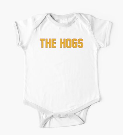 The Hogs One Piece - Short Sleeve