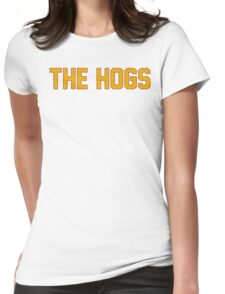 The Hogs Womens Fitted T-Shirt