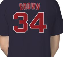 Brown 34 Classic T-Shirt