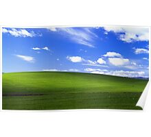 Windows XP Background Poster