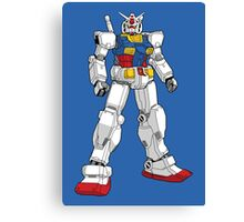 Transformers Illustration Canvas Print