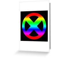 Mutant Pride Greeting Card