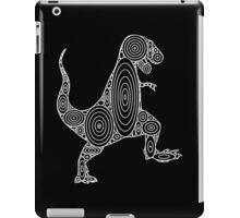 Tyrannosaurus Circles iPad Case/Skin