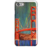 The Golden Gate iPhone Case/Skin