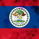 Flag of Belize by Confundo