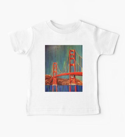 The Golden Gate Baby Tee