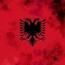 Albainian Flag by Confundo
