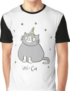 Uni-Cat  Graphic T-Shirt