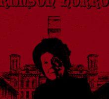 The Crimson Horror Sticker