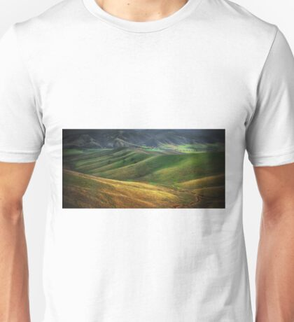 Countryside near Omeo Unisex T-Shirt
