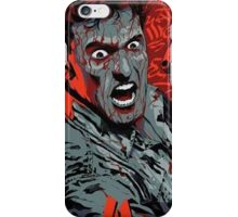 evil dead art #1 iPhone Case/Skin