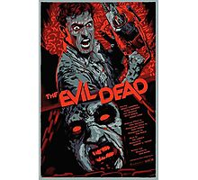 evil dead art #1 Photographic Print