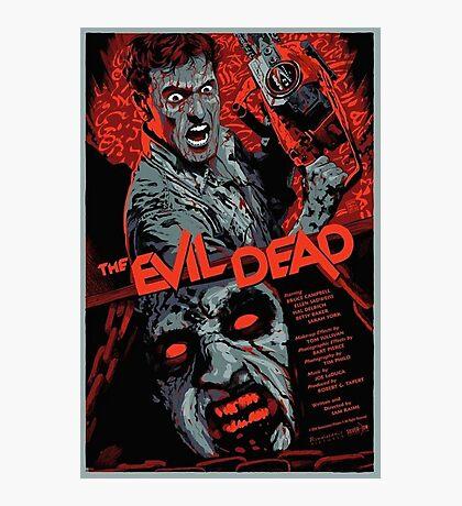 evil dead art #1 Photographic Print