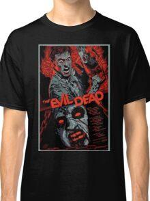 evil dead art #1 Classic T-Shirt