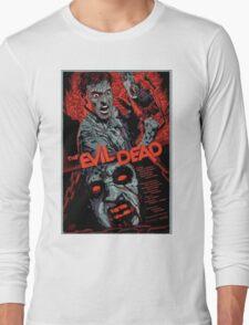 evil dead art #1 Long Sleeve T-Shirt