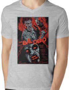 evil dead art #1 Mens V-Neck T-Shirt